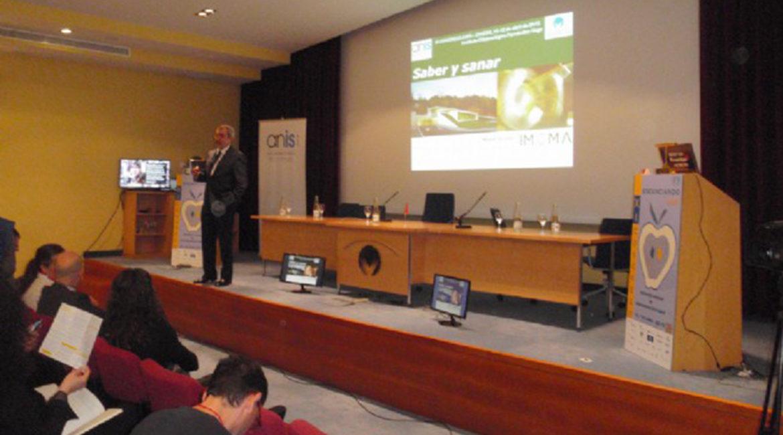 Participación del IMOMA en el XI congreso de ANIS