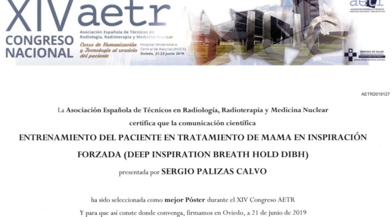 IMOMA en el congreso de la Asociación Española de Técnicos de Radiología, Radioterapia y Medicina Nuclear