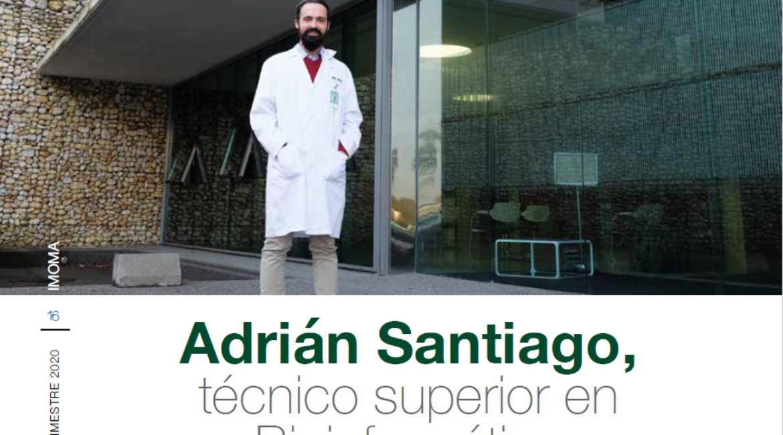 El IMOMA en en el número 43 de Medicina Asturiana