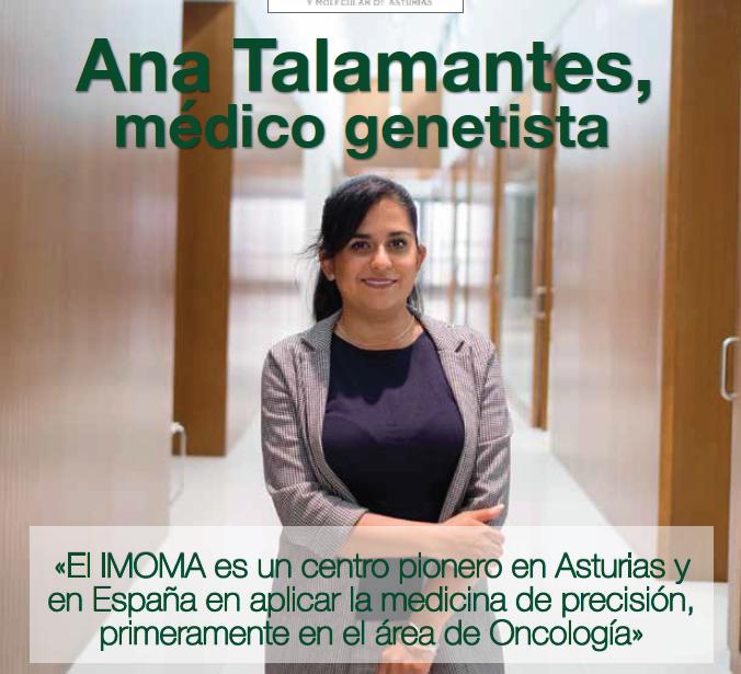 IMOMA en el número 46 de Medicina Asturiana